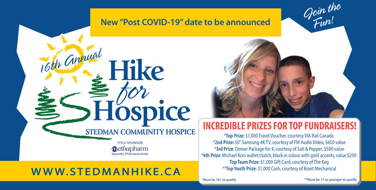 2020 Hike for Hospice