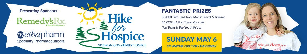 Hike For Hospice