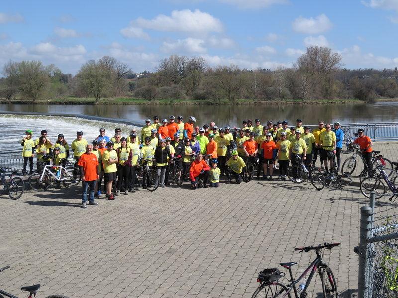 Team Bike for Hospice