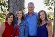 John, Shawna, Tori & Alanna  Sharp