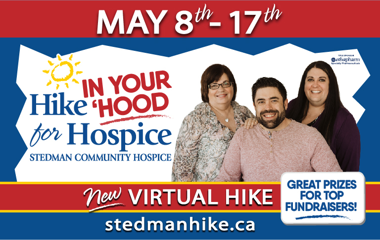 Hike In Your 'Hood For Hospice
